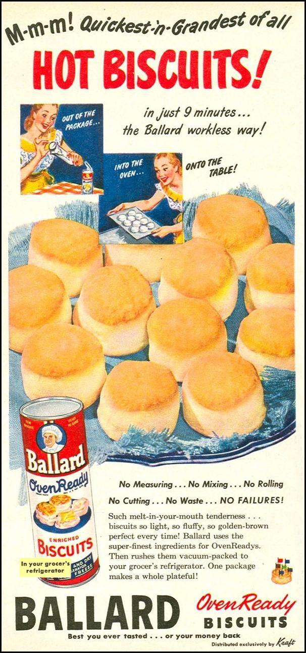 Kraft Ballard Biscuits
