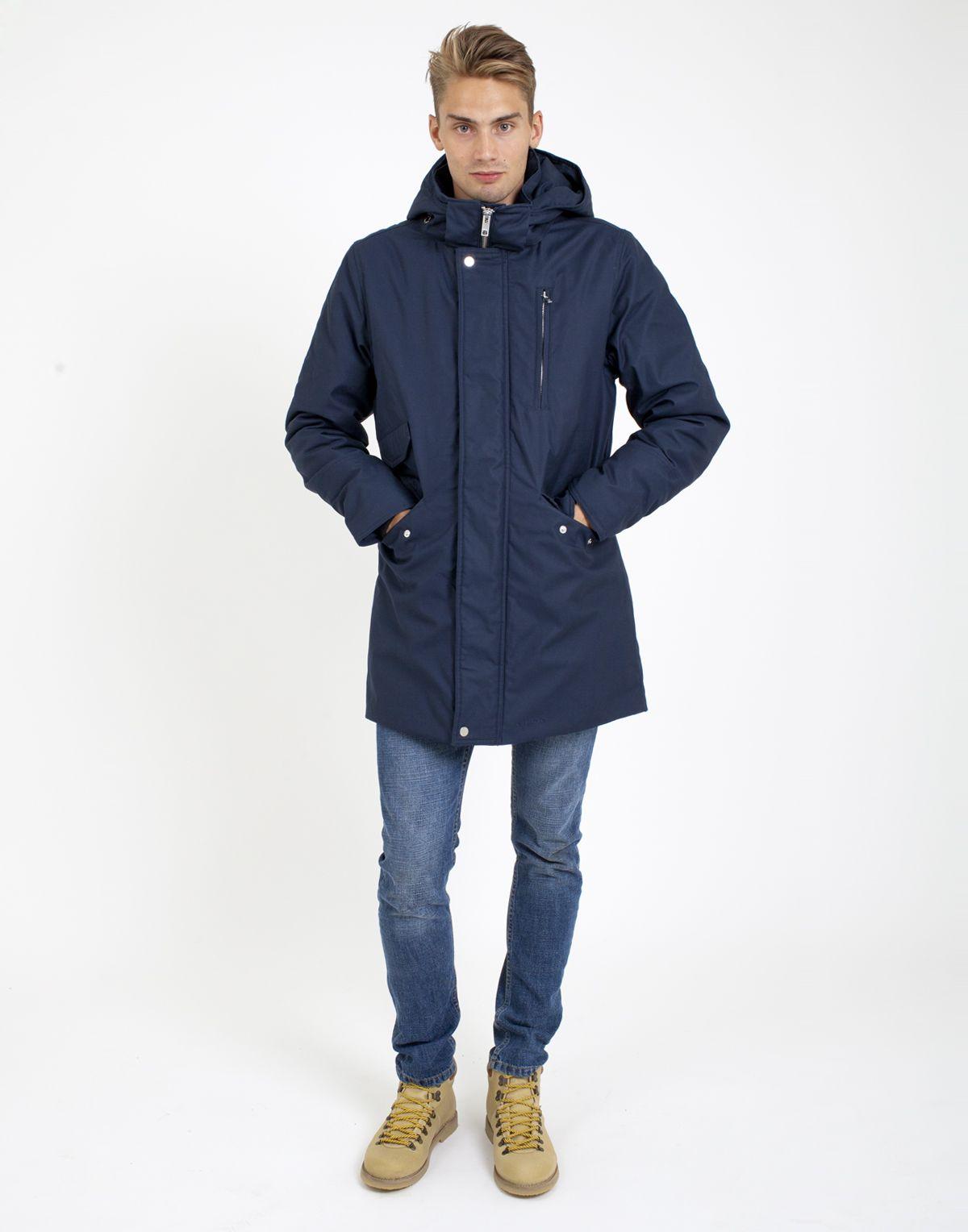 0a765d427a6b Elvine maximiliam dark navy | Wardrobe | Winter jackets, Jackets ...