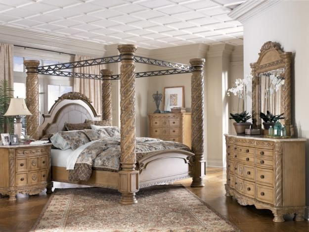 Ashley Furniture Canopy Bed Bed Mattress Sale Canopy Bedroom