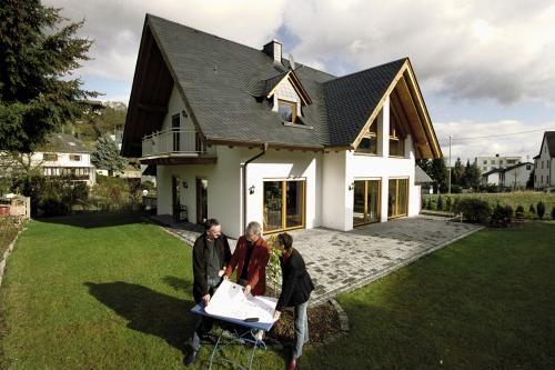 Der Erwerb einer Immobilie muss exakt geplant werden