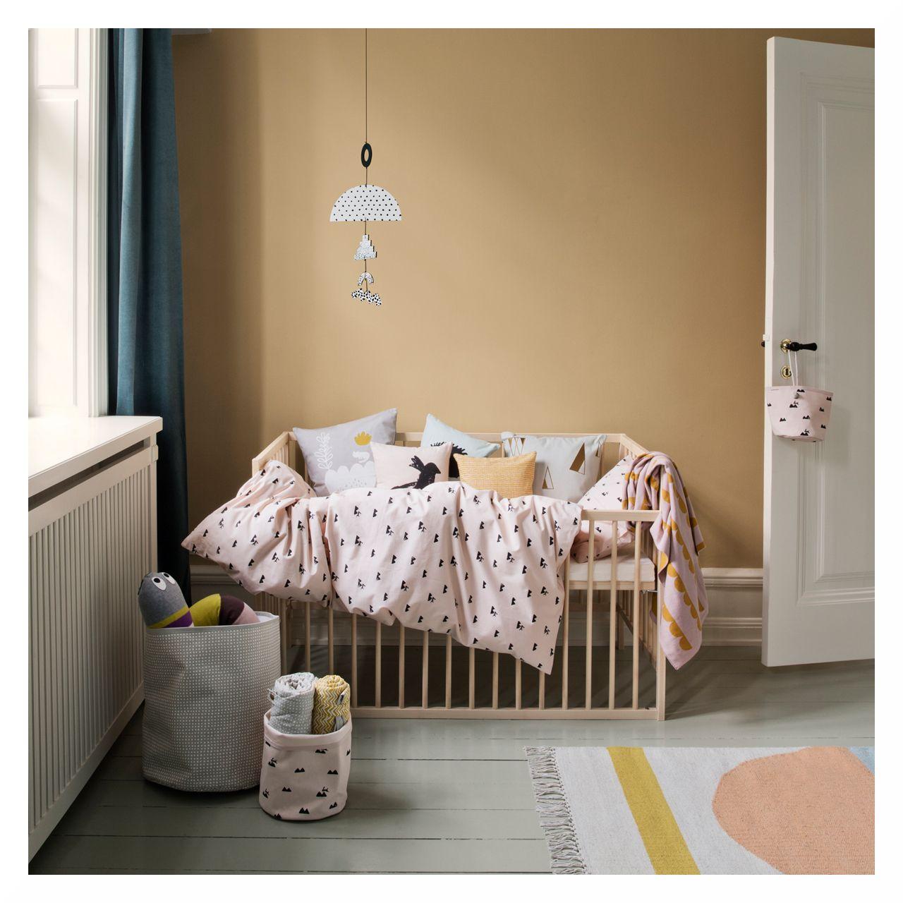 Vorher Aber Noch Unser Nachhaltiges Produkt Der Woche: Die Rabbit Bettwäsche  Kids Von Ferm Living, Die Zu 100% Aus Bio Baumwolle Besteht.