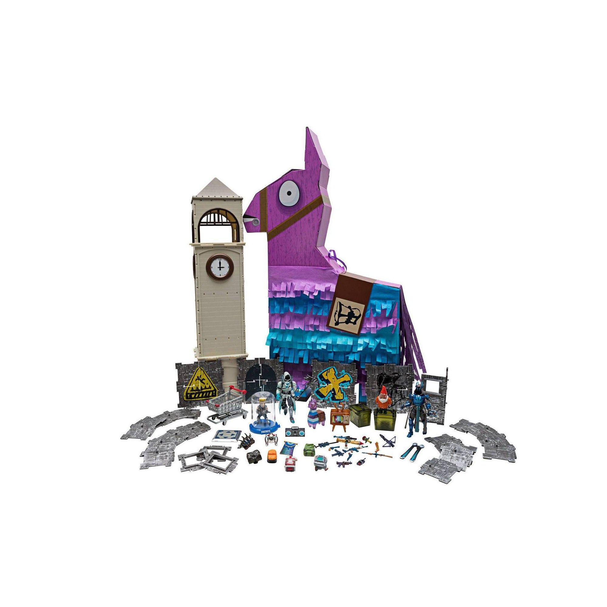 Christmas Loot Pinata 2020 Fortnite Jumbo Llama Loot Pinata in 2020 | Toys for boys, Moose