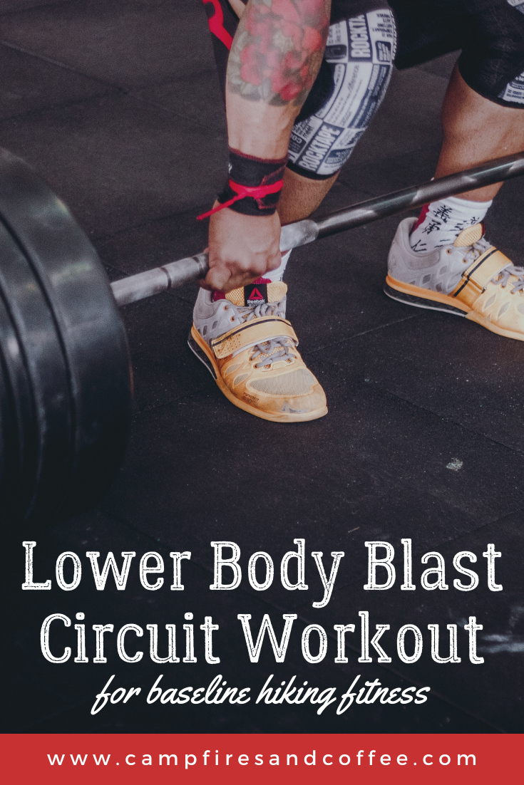 This circuit workout targets the lower body while getting your heart rate up. Add this into your wee...