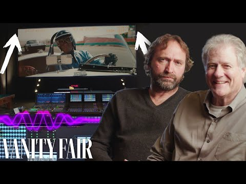 Ford V Ferrari Sound Editors Explain Mixing Sound For Film