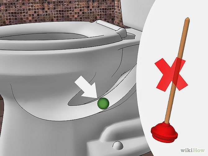 How To Unclog A Toilet Clogged Toilet Homemade Drain Cleaner Unclog