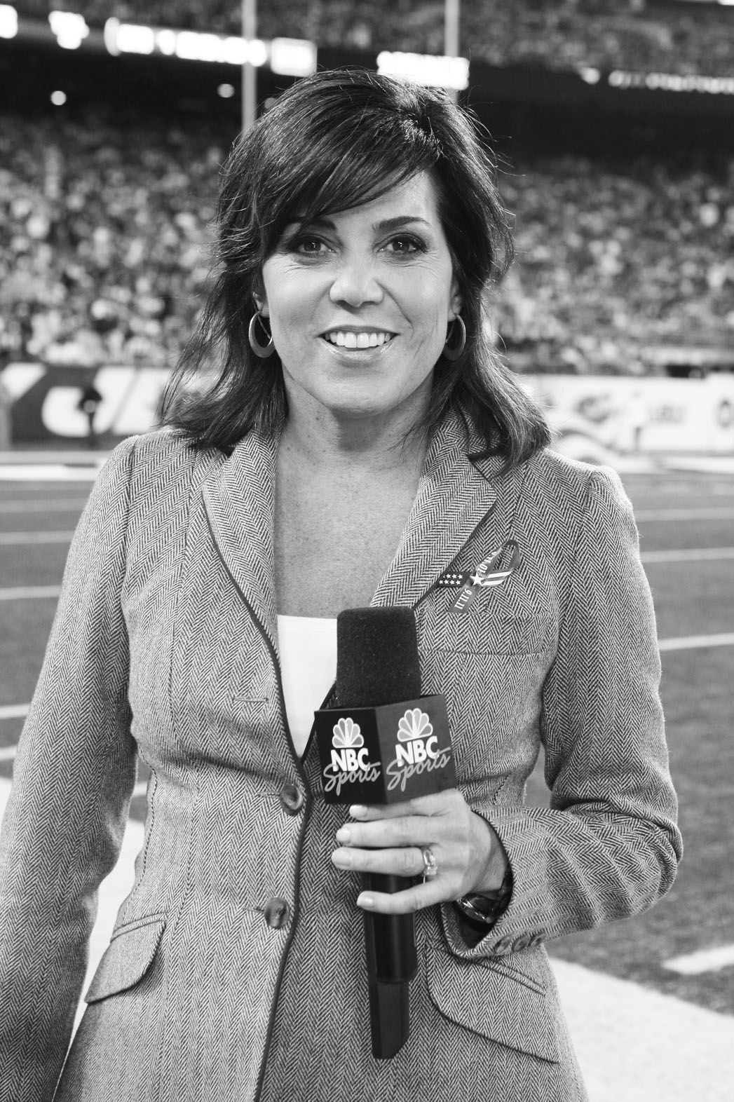 10 All-Star Female Sports Reporters | THE CLOVER PINBOARD ...