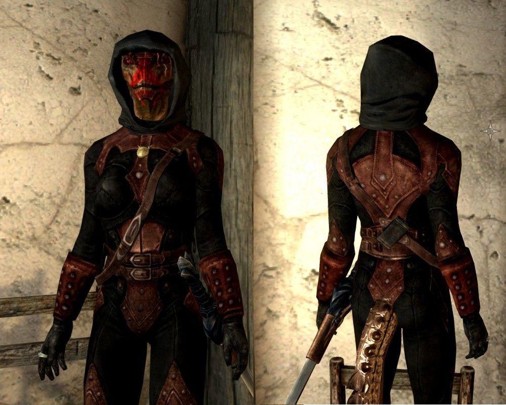 Image result for skyrim argonian female dark brotherhood
