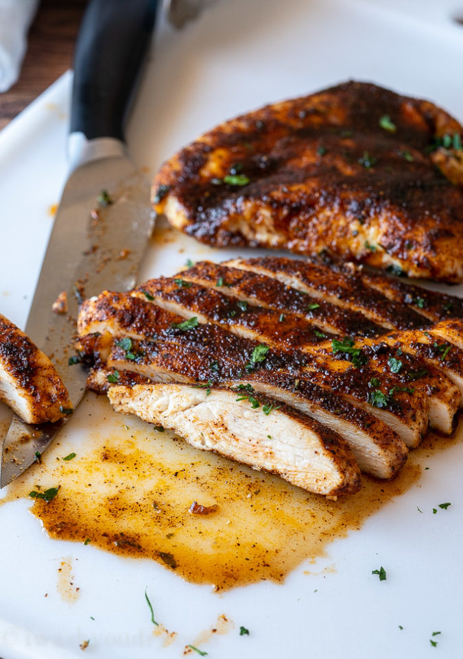 Photo of Oven Baked Chicken Breast