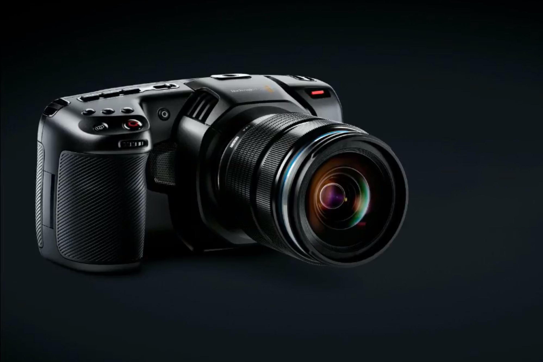 Blackmagic Design Pocket Cinema Camera 4k Cinema Camera Blackmagic Design Camera