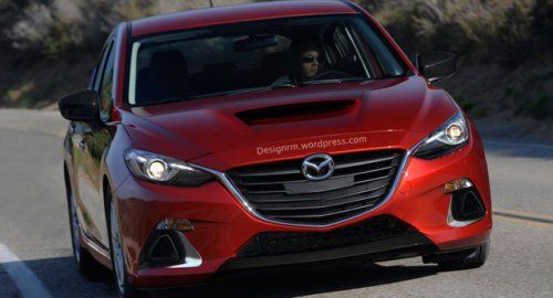 2018 Mazda 3 Facelift Redesign Release Changes Http
