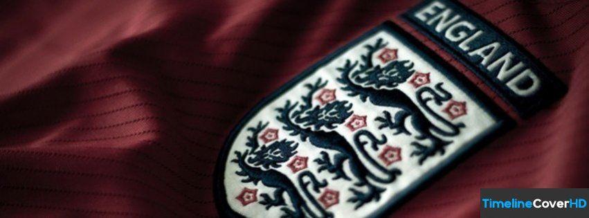 England Crest Facebook Cover Timeline Banner For Fb Facebook