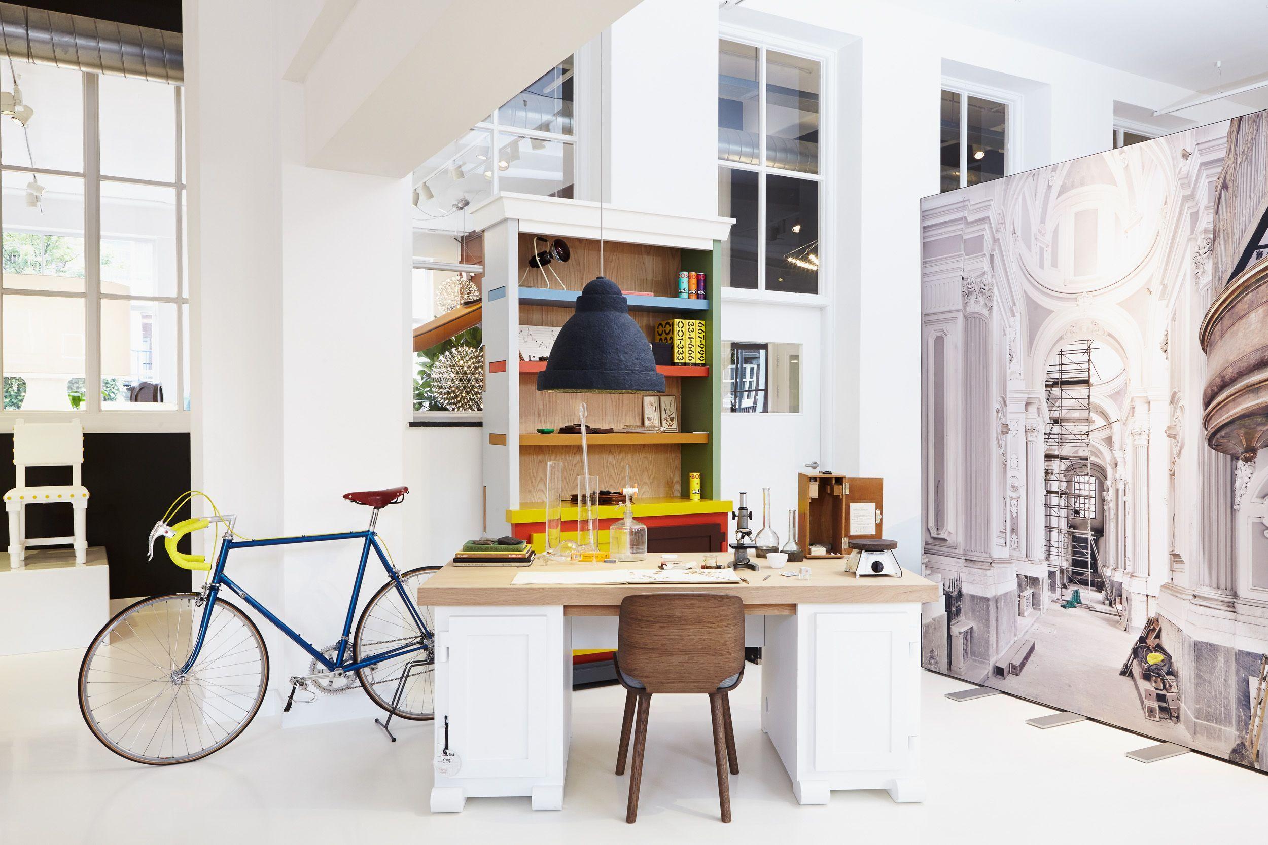 Paper Cabinet Patchwork Studio Job