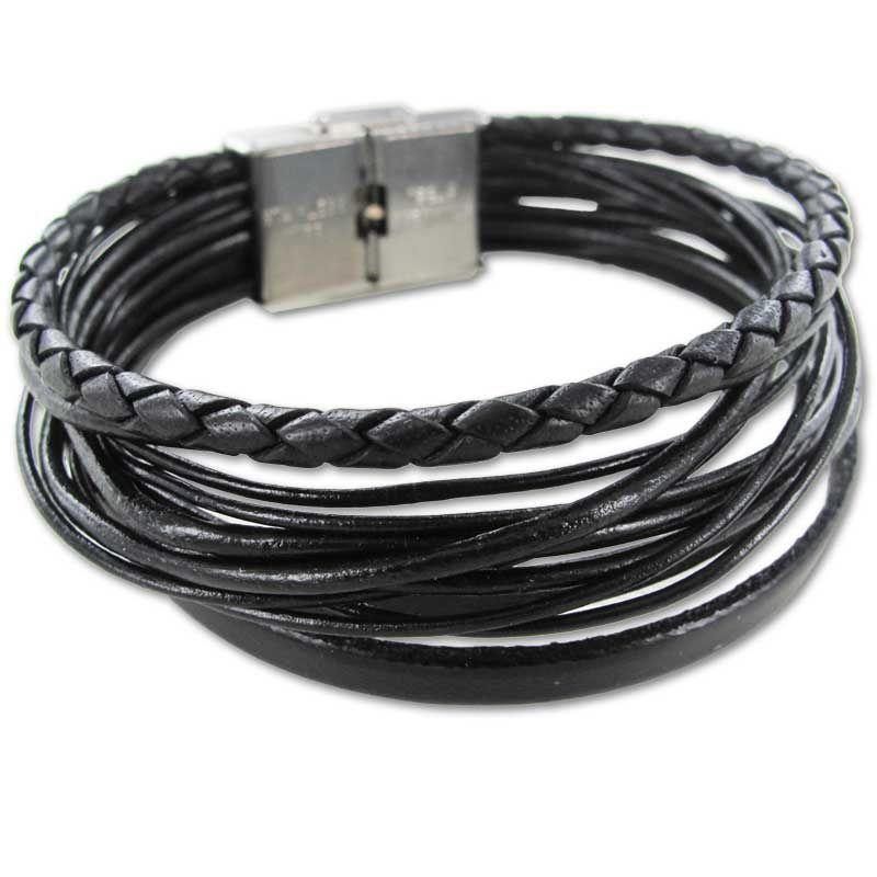 bracelet homme multirangs