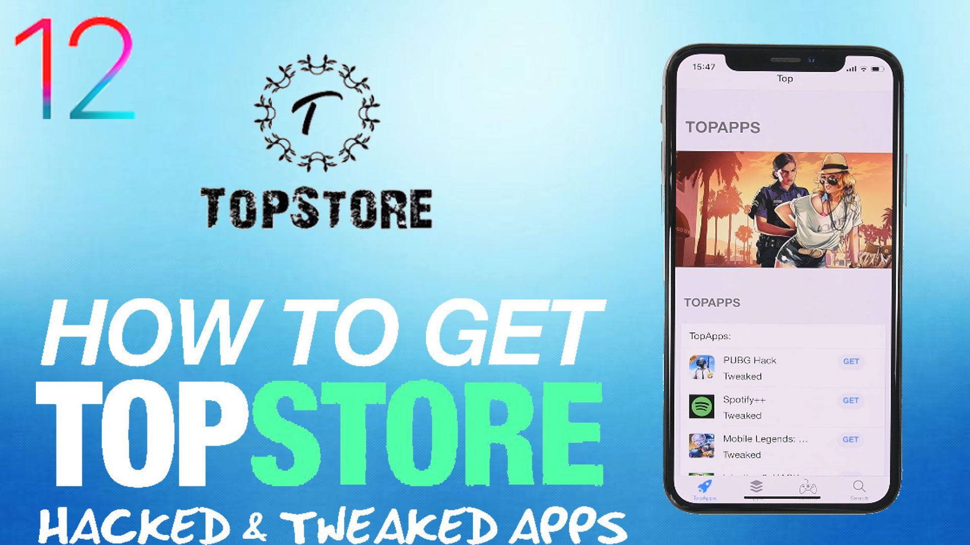 How to download TopStore for iOS 12 or earlier [Updated
