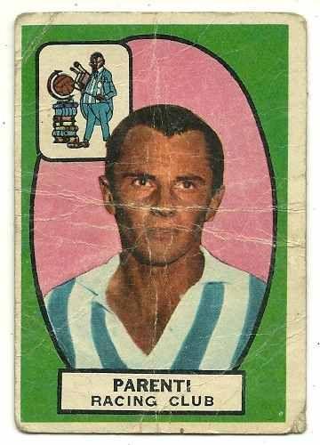 Parenti - Racing Club - 1966