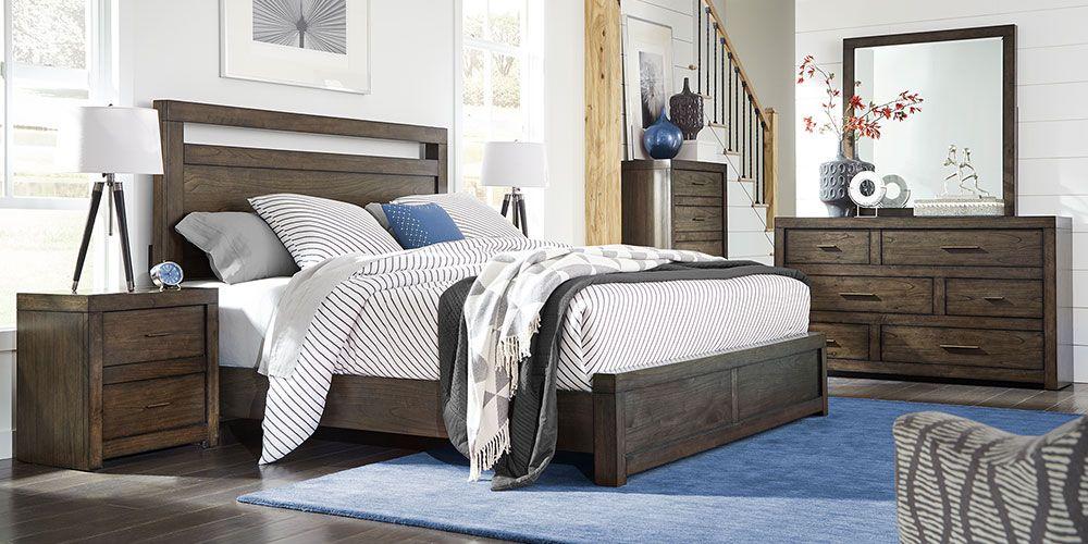 Parkside Bedroom Collection King bedroom sets