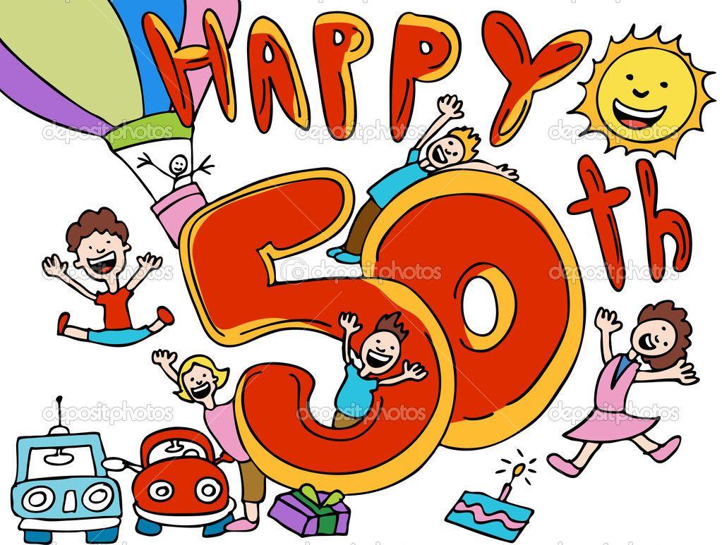 50th happy birthday wallpaper Happy birthday wallpaper