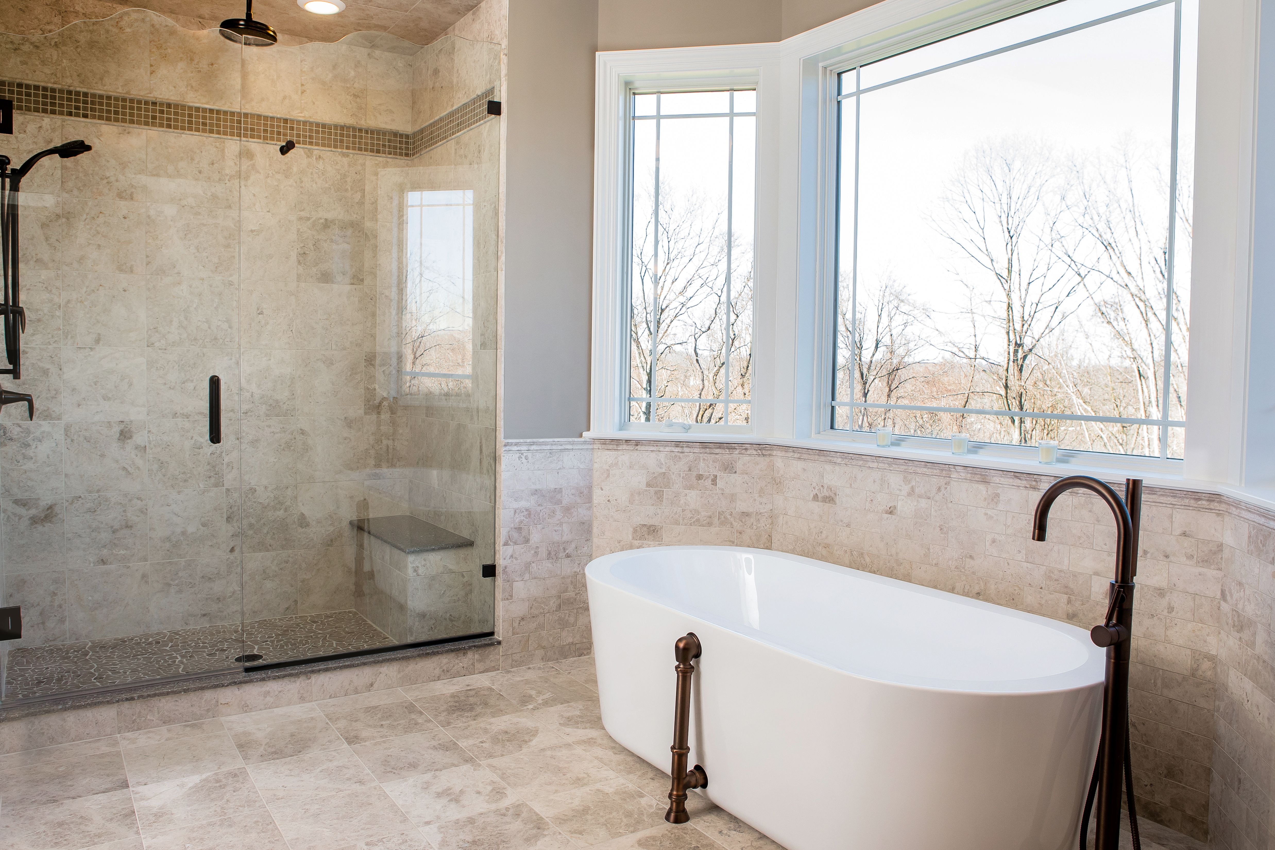 Private Residence Traditional Home Remodel Bathremodel Bathroom