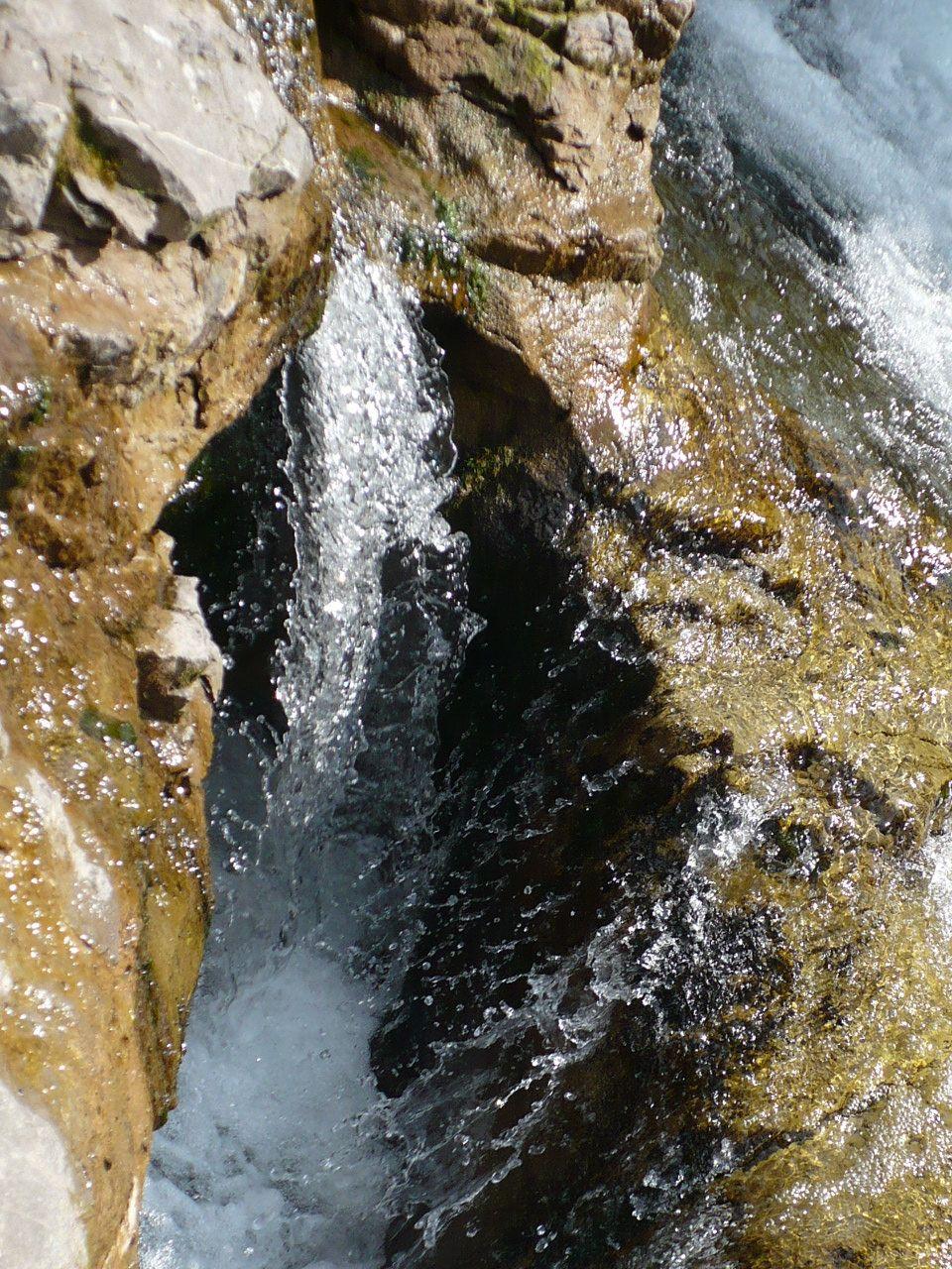 Crystal Creek in Wyoming