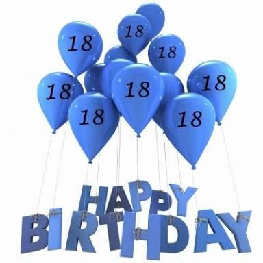 Geliefde 18de verjaardag - Google Search | Birthday | Pinterest  #OR08