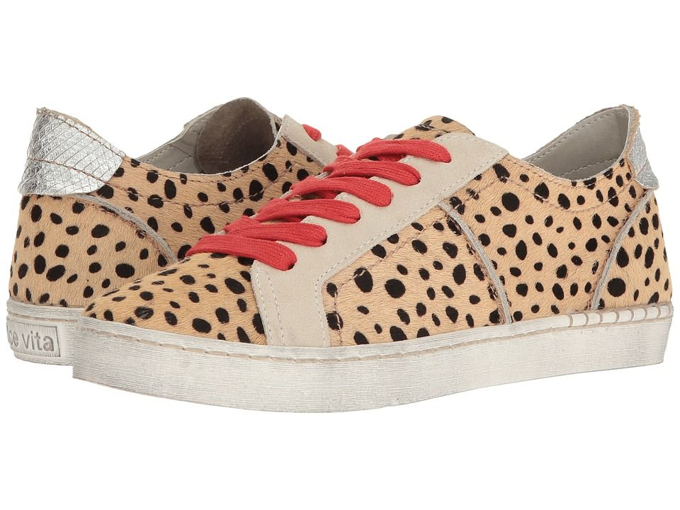 d6b9221d9d5 Dolce Vita Zalen Women s Shoes Leopard Calf Hair