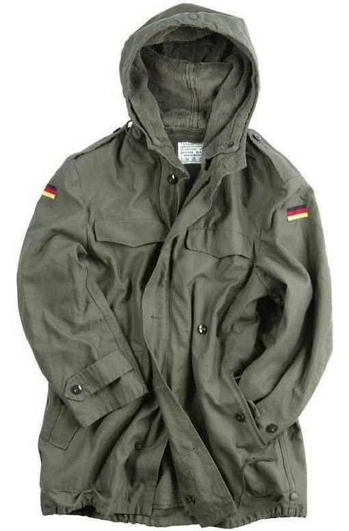 Details about BRAND NEW CLASSIC GERMAN ARMY NATO PARKA MILITARY ...