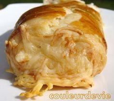 Pâte feuilletée express escargot au thermomix et recette des roulés feuilletés jambon/fromage