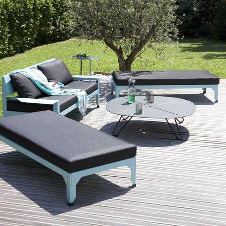 Un Salon Pour Mon Jardin Salon De Jardin Design Salon De