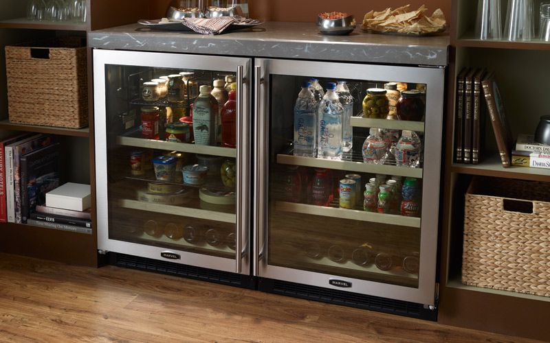 Residential Glass Door Refrigerators Marvel Glass Door Refrigerators Glass Door Refrigerator Resi Glass Door Refrigerator Luxury Refrigerator Glass Door