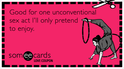 Funny Valentines Day Ecard Love Coupon Good for one – Valentines E Cards Funny