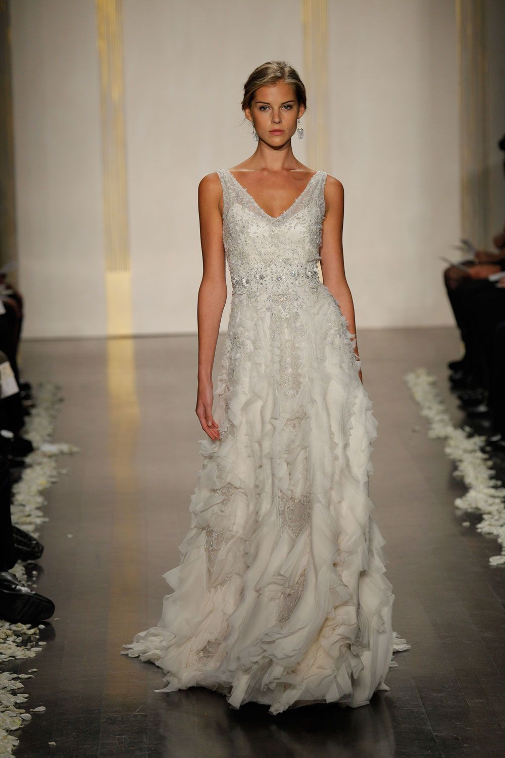 Lazaro Wedding Gowns | Philadelphia Wedding - Wedding venues ...