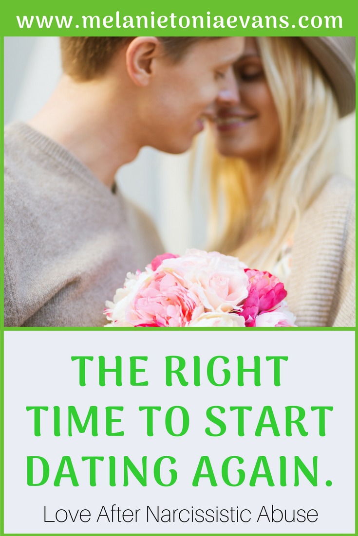 when is the right time to start dating again