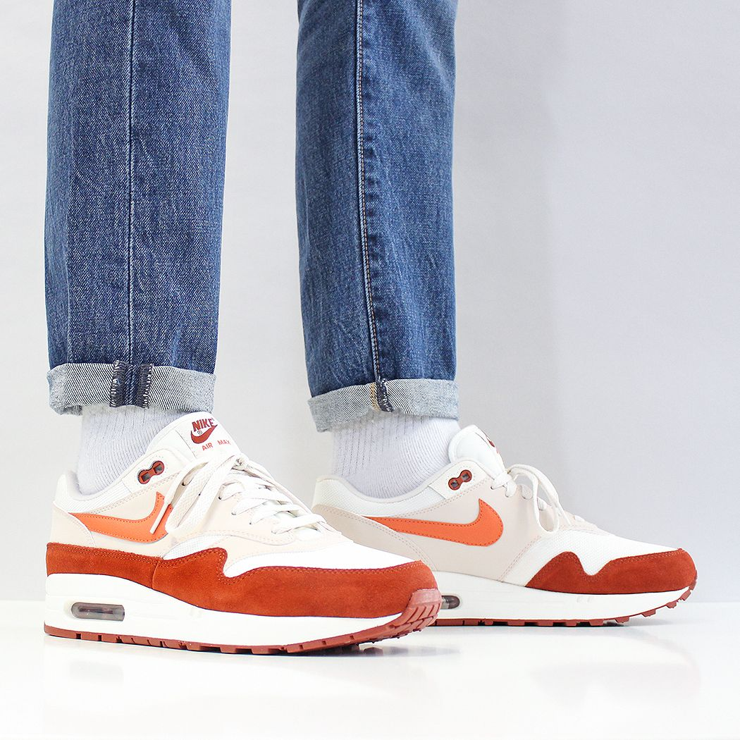 5e51276849f612 The Nike Air Max 1 - Sail-Vintage Coral-Mars Stone at Urban Industry ...