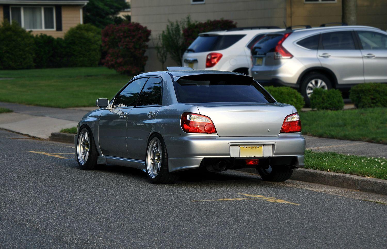 Roof Spoiler Subaru Wrx Sti Wrx Subaru