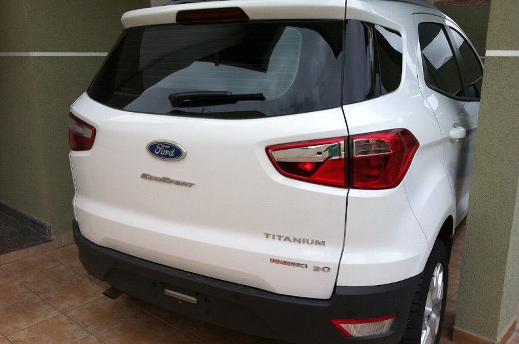 Ford Ecosport Titanium With Images Ford Ecosport Ford Edge Ford