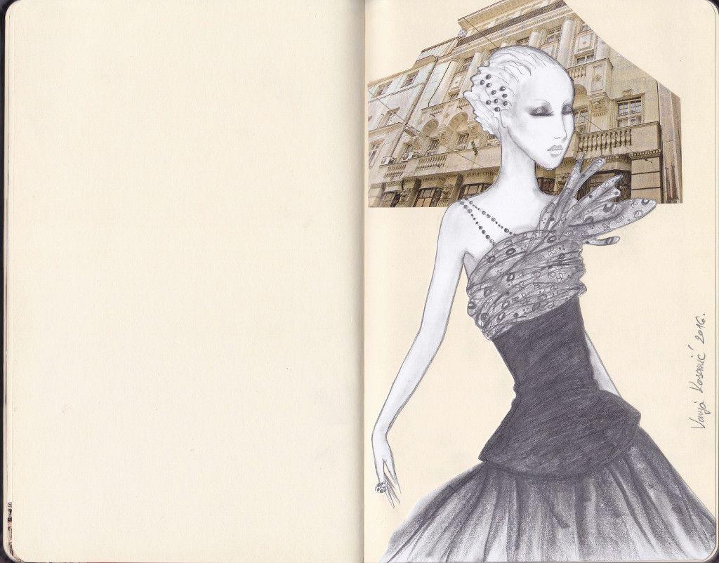 Fashion illustration 13