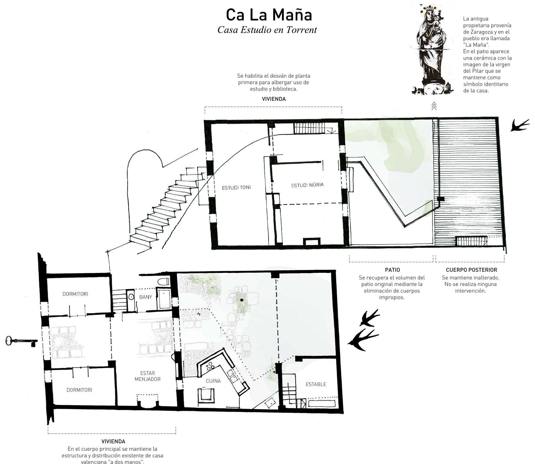 Ca La Mana Picture Gallery Architecture Presentation Photo Picture Gallery