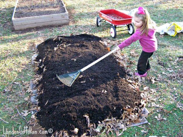 How To Grow A Garden On A Budget Part 4 Preparing your garden