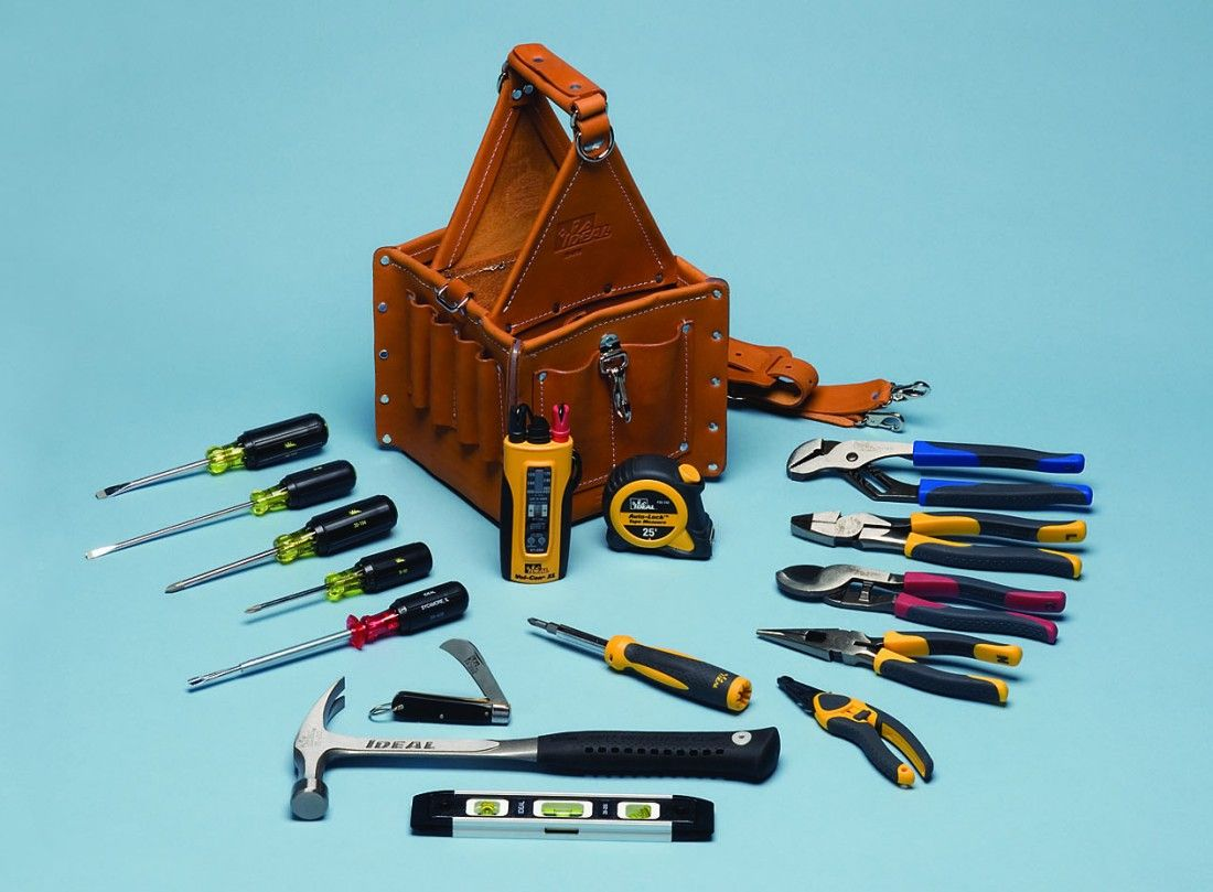 17-Piece Master Electrician's Set | Tools | Hand tool kit
