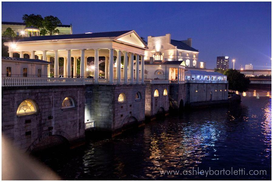 Water Works Philadelphia Wedding Venues Ashley Bartoletti Photography