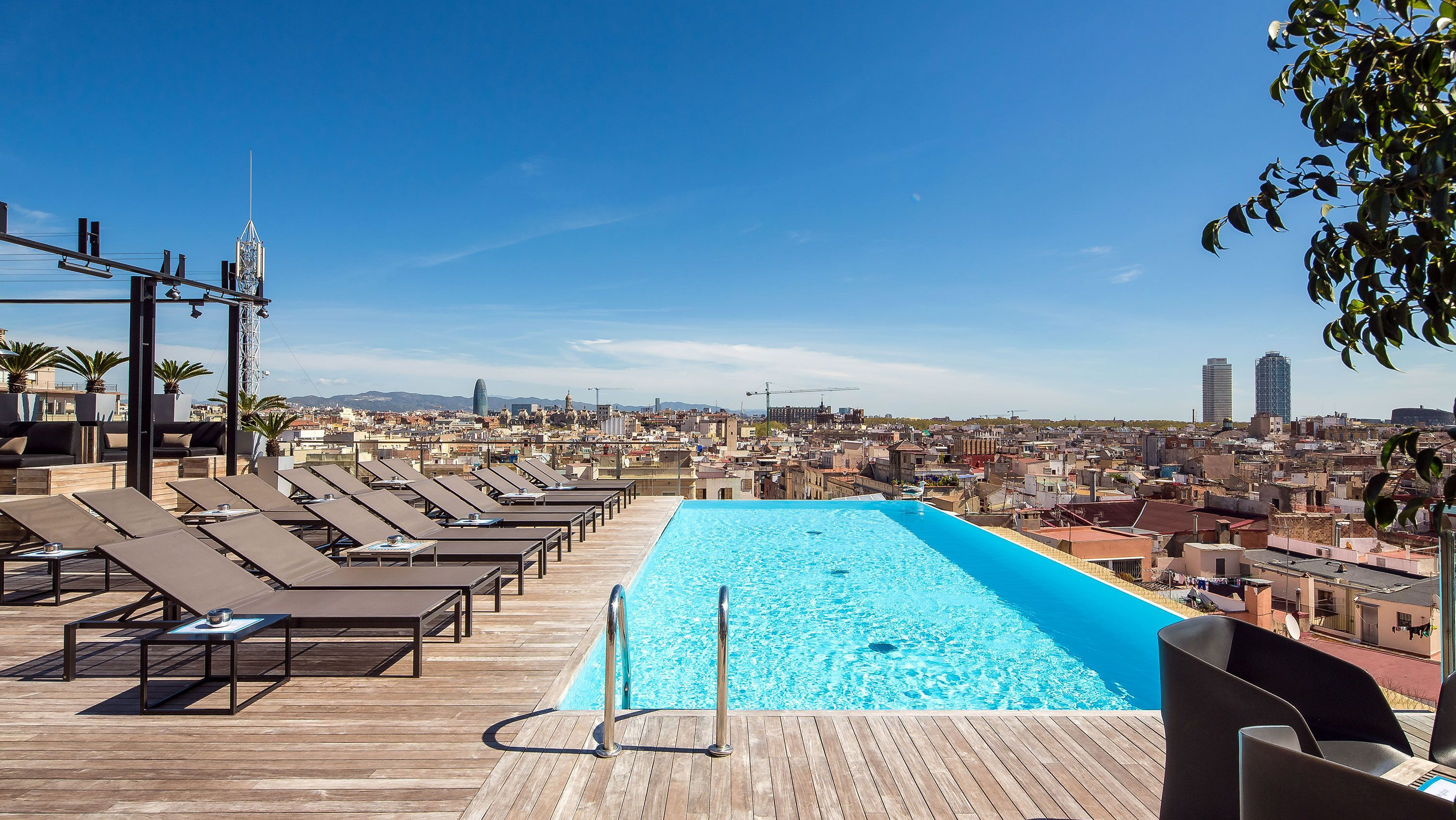 Grand Hotel Central Barcelona Grand Hotel Central, Barcelona #hotelspool | Cool Pools ...