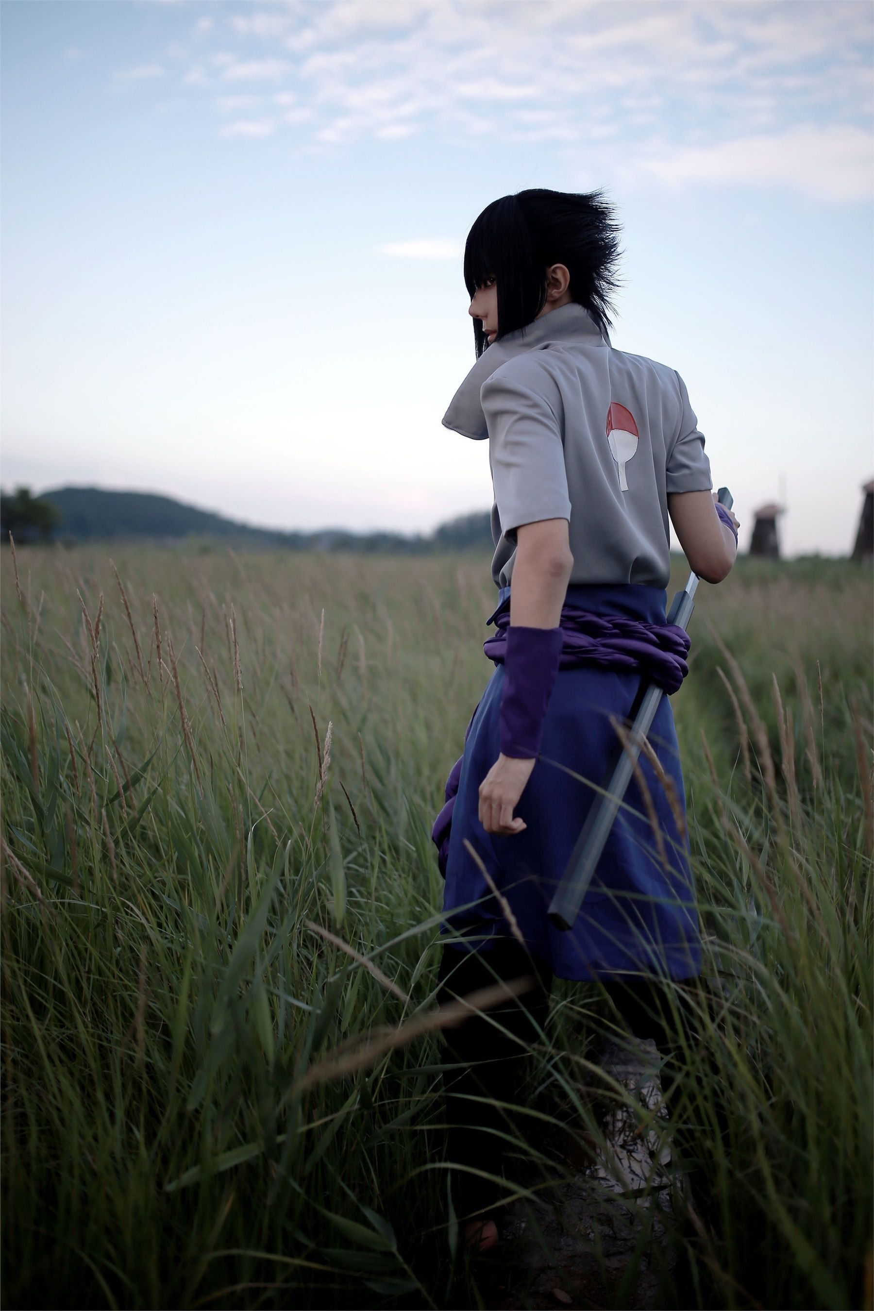 Naruto Shippuden Sasuke Uchiha Changcheon Changcheon 宇智波佐