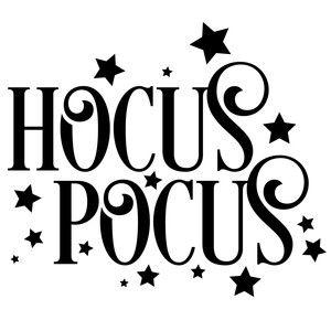 Silhouette Design Store: Hocus Pocus
