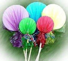 Diy Perpermint Candy Deco Future Birthday Ideas Candy Bridal