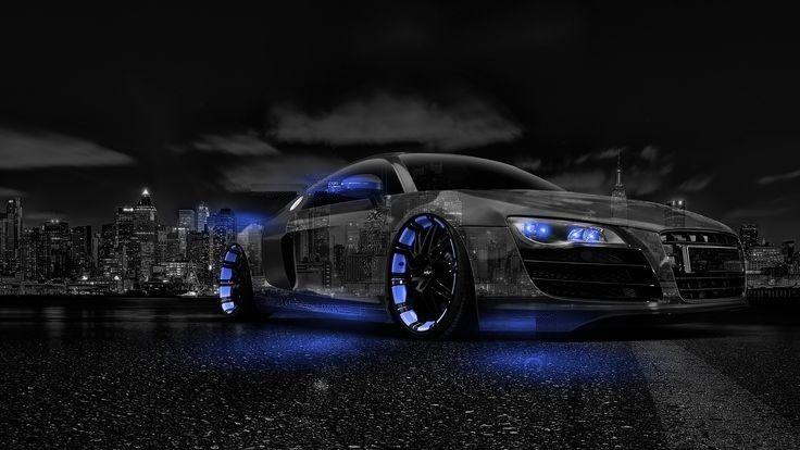 Audi R8 Crystal City Car