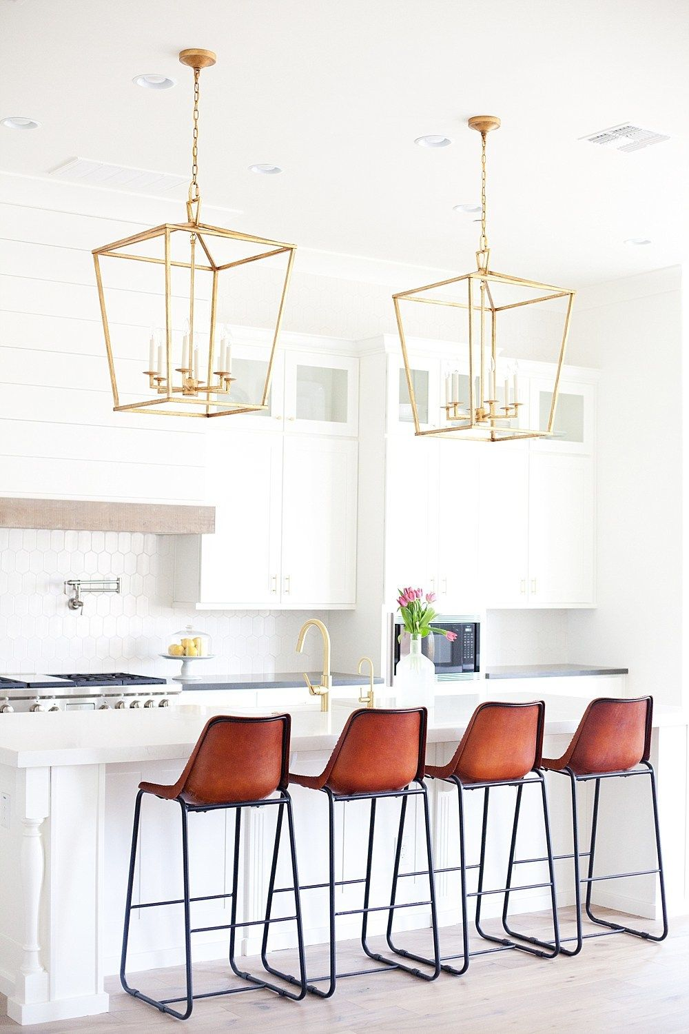 12 Stylish Stools To Complete Your Kitchen Island