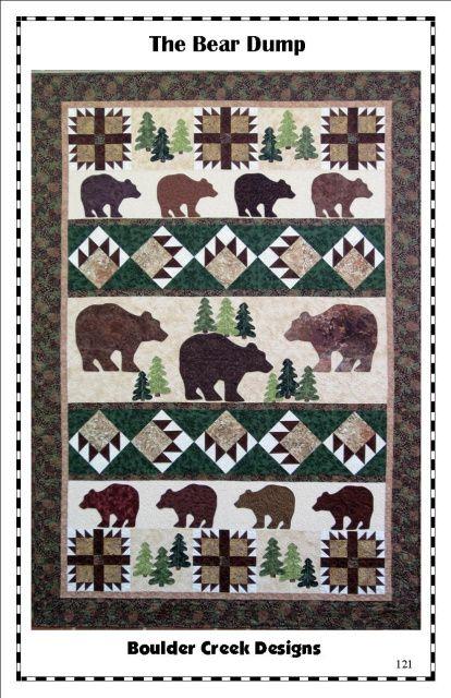 I Love Boulder Creek Designs Rustic Quilts Wildlife
