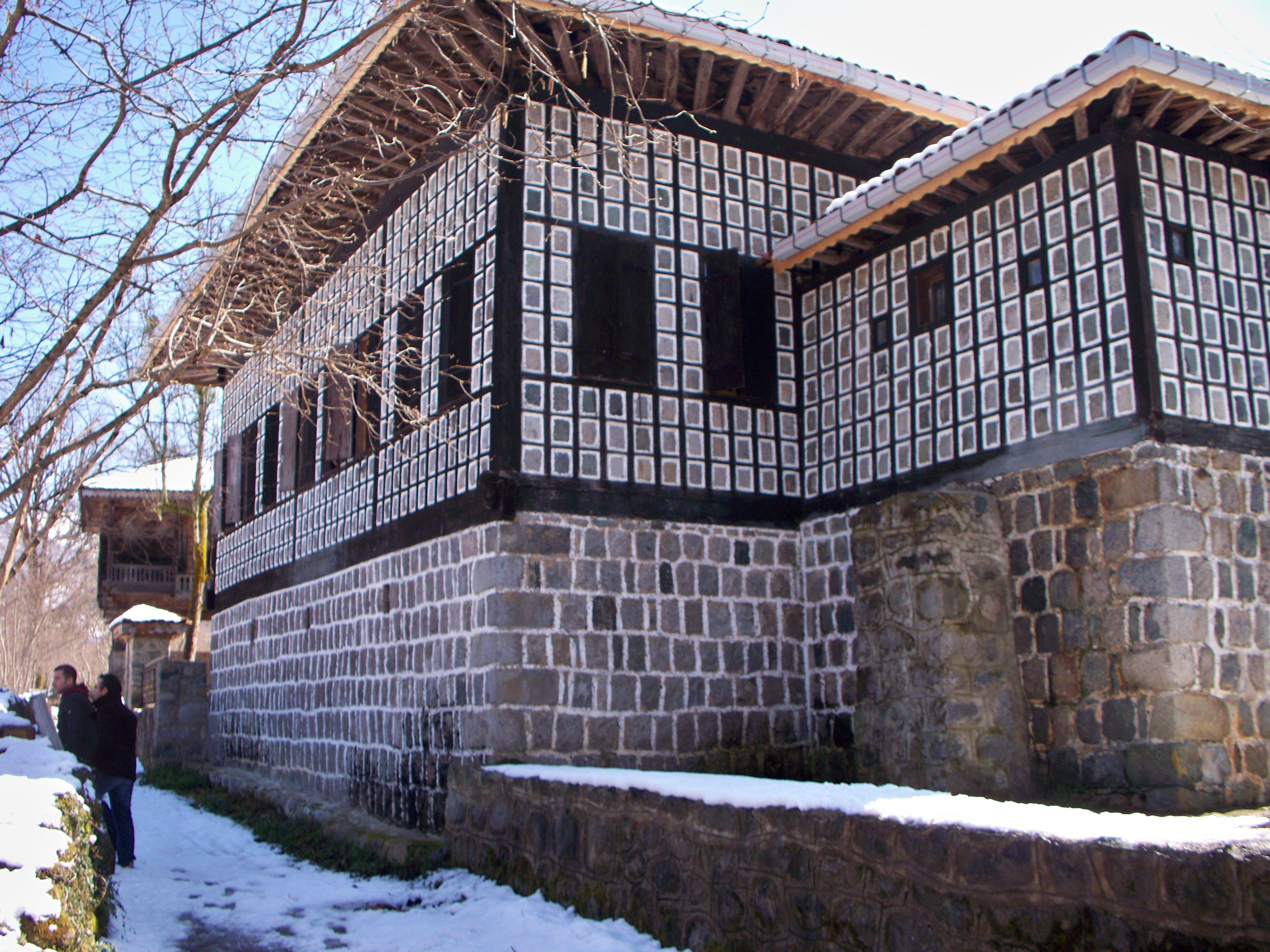 Caglayan Village/Fındıklı/Rize/Turkey