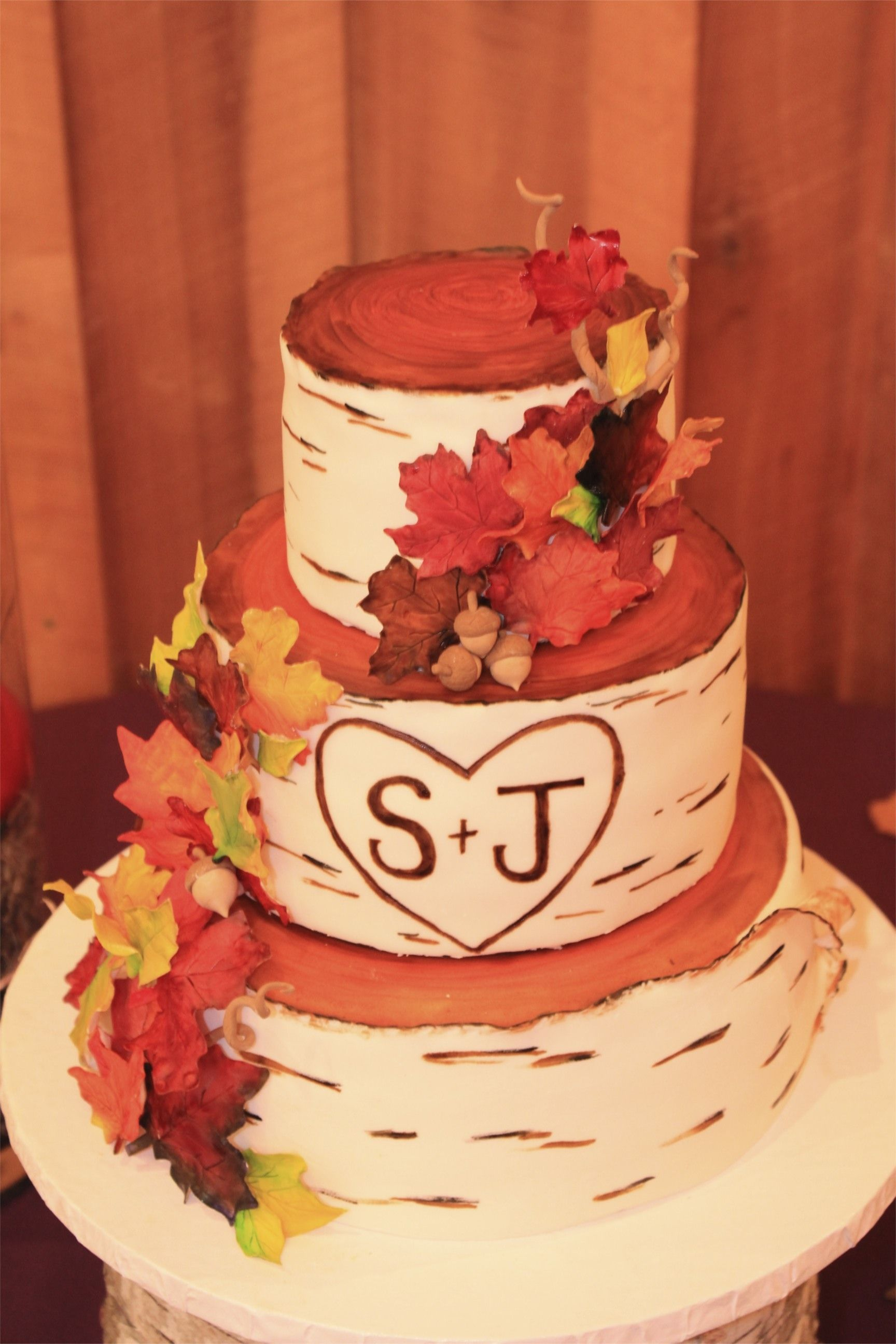 Fall birch wedding cake fall birch wedding cake autumn cake fall birch wedding cake fall birch wedding cake autumn cake featured cakes biocorpaavc Image collections