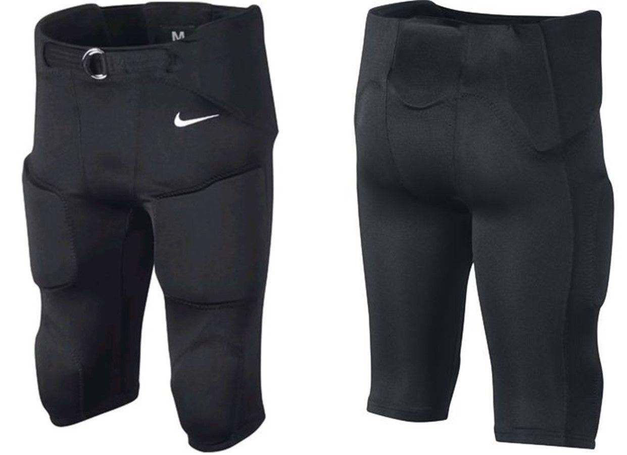 8a2b7927519c Clothing 21218  New Nike Youth Boys Recruit 2.0 Sz 3Xl Xxxl Football Pants  Black Integrated